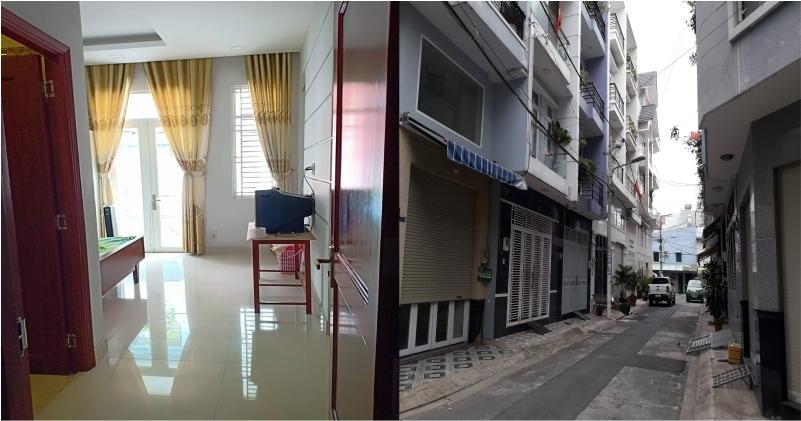 Hình ảnh nhà Nguyễn Sỹ Sách Phường 15 Quận Tân Bình Đang Bán