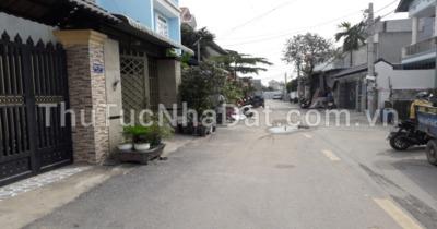 Bán đất đường Tô Ký xã Thới Tam Thôn Hóc Môn gần ngã 3 Bàu giá đầu tư