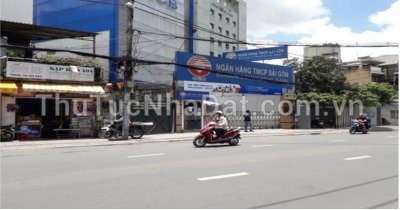 Bán Nhà Mặt Tiền Nguyễn Kiệm Phường 03 Q.Phú Nhuận đất công nhận 93m giá chỉ 10.5 tỷ