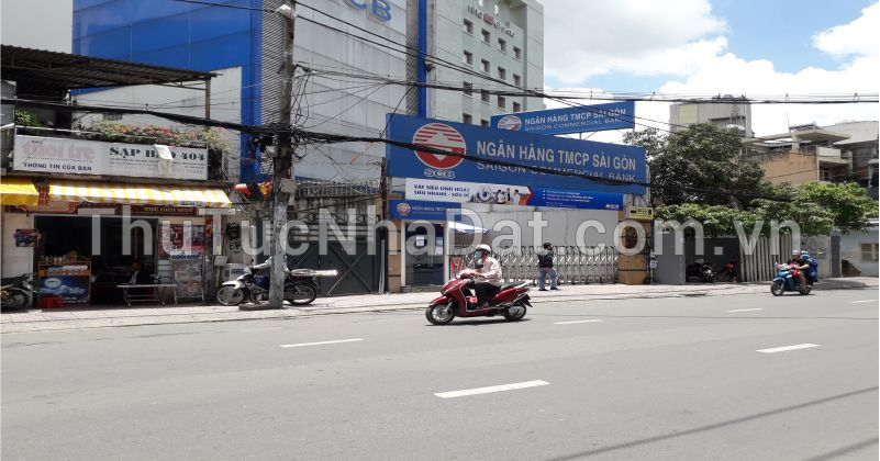 Bán Nhà Mặt Tiền Nguyễn Kiệm Phường 3 Quận Phú Nhuận dtcn 93m2 giá chỉ 8,9 tỷ