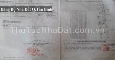 Dịch Vụ Đăng Bộ Nhà Đất Quận Tân Bình