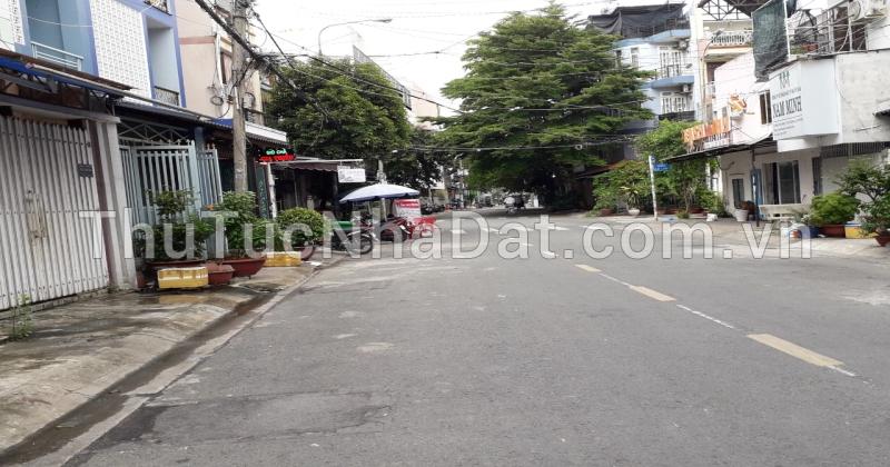 Nhà Mặt Tiền Phan Văn Năm, Phú Thọ Hoà, Tân Phú,giá rẻ